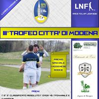 III Trofeo Citt di Modena