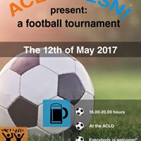 ACLO &amp ESN present Football tournament