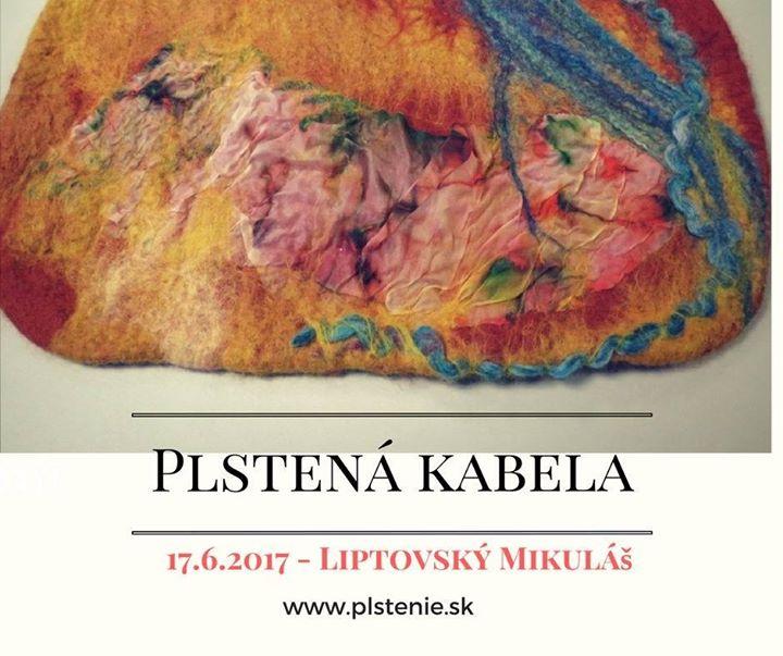 f40e4d7c5 Kurz Mokré plstenie - Plstená kabala at Liptovskýn Mikuláš Iľanovo ...