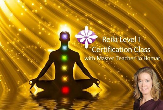 Reiki Level I Certification Class in Rocky Hill Connecticut at Jo ...