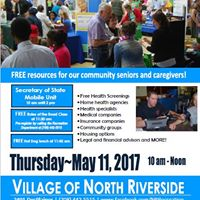 North Riverside Senior Fair