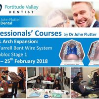DUAL Arch Expansion Course (Bent Wire System &amp Biobloc Stage 1)