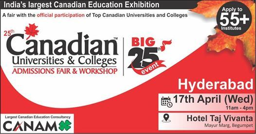 Canadian Education Fair