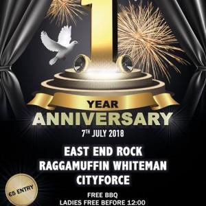Club Flavor 1 year anniversary