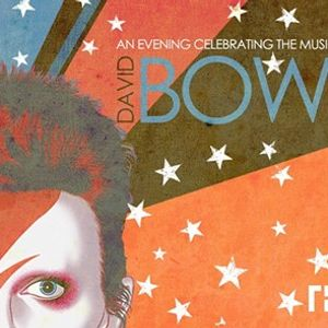 David Bowie a celebration of his life & music