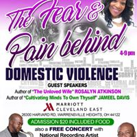 The &quotpain &amp fear&quot Behind Domestic Violence  Marriott Grand Ball