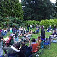 Classical Concert &amp Afternoon Tea in the Garden - 2nd August