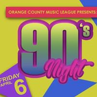 90s Night