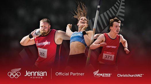 2019 Jennian Homes New Zealand Track & Field Championships