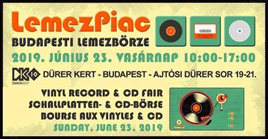 Jniusi LemezPiac  Budapesti Lemezbrze