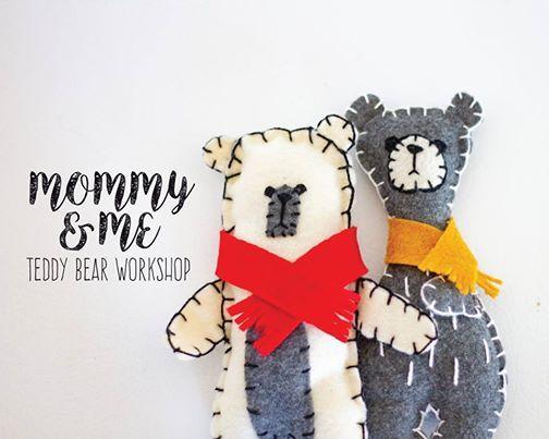 Mommy & Me Teddybear Workshop
