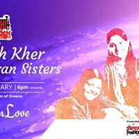 Mirchi Live In Concert with Kailash Kher and Nooran Sisters