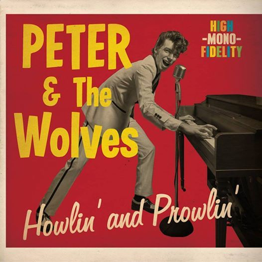 Peter & The Wolves host The Palomino Happy Hour