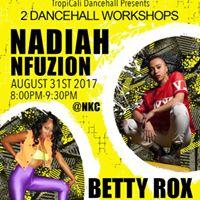 Dancehall Workshop wNadiah NfuZion