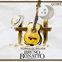 Vidinha de Balada com Bruno Bonatto no BemDito