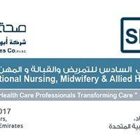 SEHA International Nursing Midwifery &amp Allied Health Conference