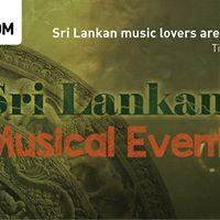 Sri Lankan Musical Event