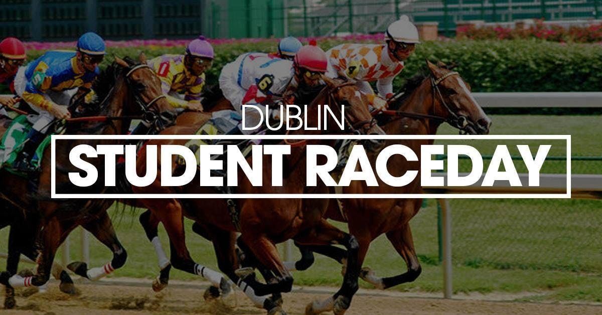 Dublin Student Raceday