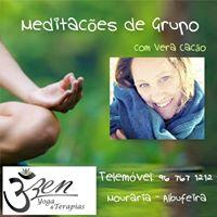 Meditaes de Grupo com Vera Cao