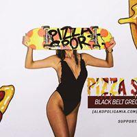 Pizza Sport Black Belt Greg &amp Phunkill x Prozak 2.0