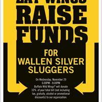 Wallen Silver Sluggers Wings Night