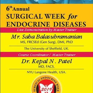 6th Annual Surgical Week for Endocrine Diseases, JPMC at JPMC