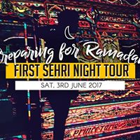 Super Sehri Night Tour by SSE