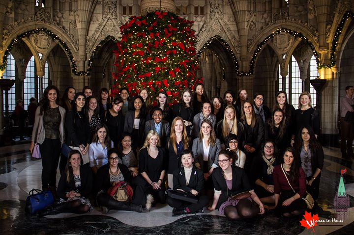 Apply to Women in House 2017-18