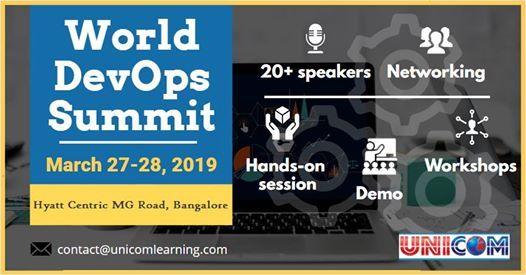 World DevOps Summit 2019