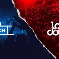 Switch X LoveDough - Bank Holiday Sun 30th April - Fez Cambridge