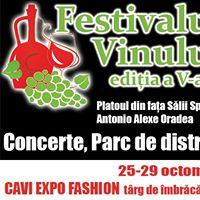 Festivalul Vinului Oradea 2017  Cavi Expo Fashion