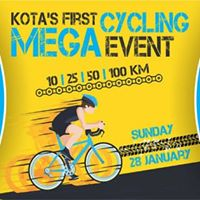 Mukundra 2018  Cycling Race ( MTB &amp Hybrid ) Event at Kota by Cyclotrots