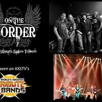 The Ultimate Eagles Tribute &quotOn The Border&quot