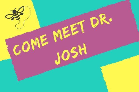 Dr. Josh  the Spring Baby fair
