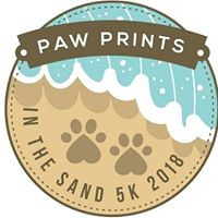 Paw Prints in the Sand 5K. Formerly known as Chariots of Fur.