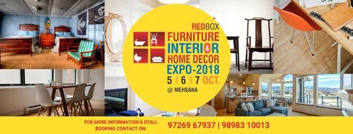 Furniture Interior Home Decor Expo 2018 At Mehsana