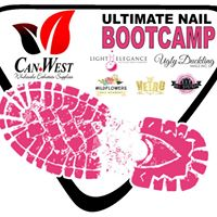 CanWest Ultimate Nail Boot Camp at the CNTC
