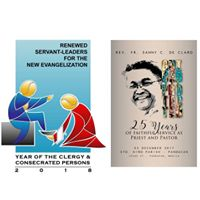 Launching of Year of the Clergy &amp 25th Sacerdotal AnnivFrSanny