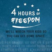 4 Hours of Freedom Program