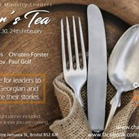 Leaders Tea (Passion Conference)