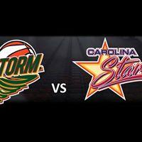 Carolina Stars First Home Game