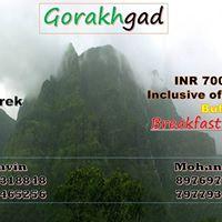 TrekGuru  Thrilling Night Trek to Gorakhgad