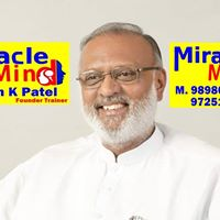Miracle Mind 2Days practical workshop By Jayessh K Patel