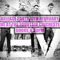 LEVI Release party live at the fountain chichester
