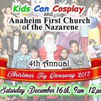 Christmas Toy Giveaway 2017