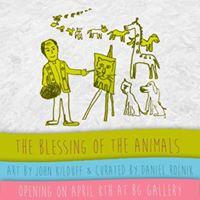 John Kilduff The Blessing Of The Animals