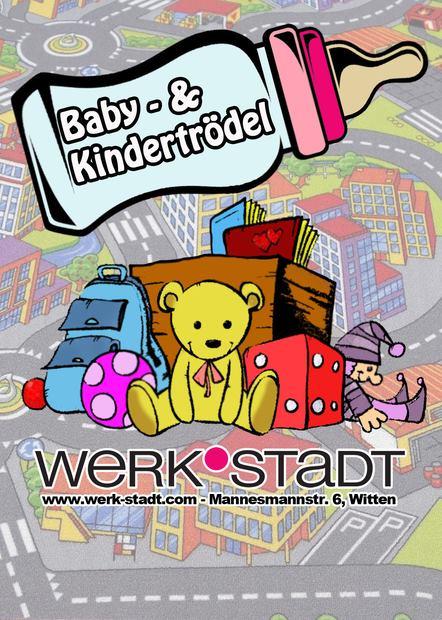 WerkStadt Baby- und Kindertrdelmarkt  Abgesagt