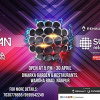 Sunburn Reload with Shaan &amp Siana Catherine  Nagpur
