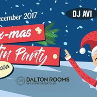 Latin Party Lancaster - xmas edition