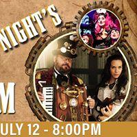 A Midsummer Nights Steam - SWFLs Largest Steampunk Concert